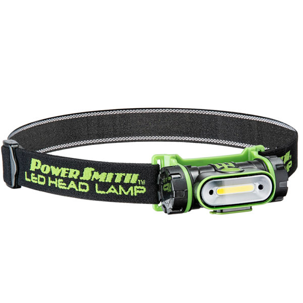 250 Lumen LED Rechargeable Flood Head Lamp